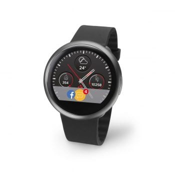 Tabletowo.pl Szukasz smartwatcha z okrągłą tarczą? Zerknij na ZeRound 2 od MyKronoz Nowości Wearable