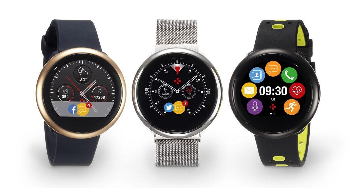 Szukasz smartwatcha z okrągłą tarczą? Zerknij na ZeRound 2 od MyKronoz 21