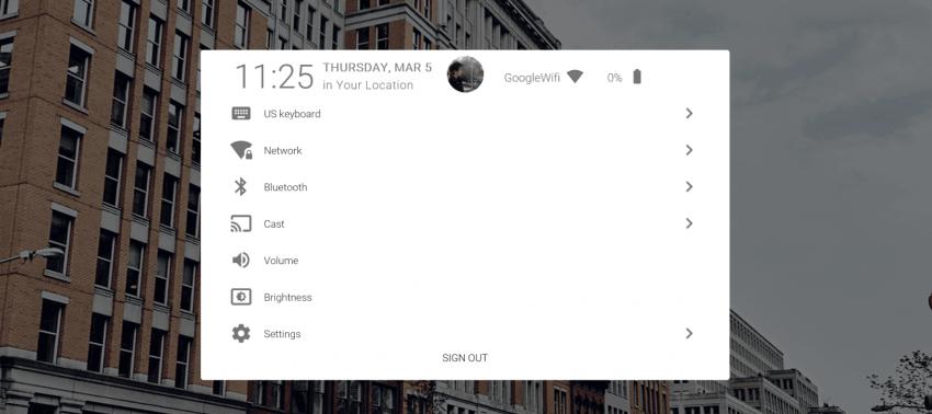 Możesz sprawdzić w przeglądarce, jak będzie wyglądał nowy system Google - Fuchsia 21