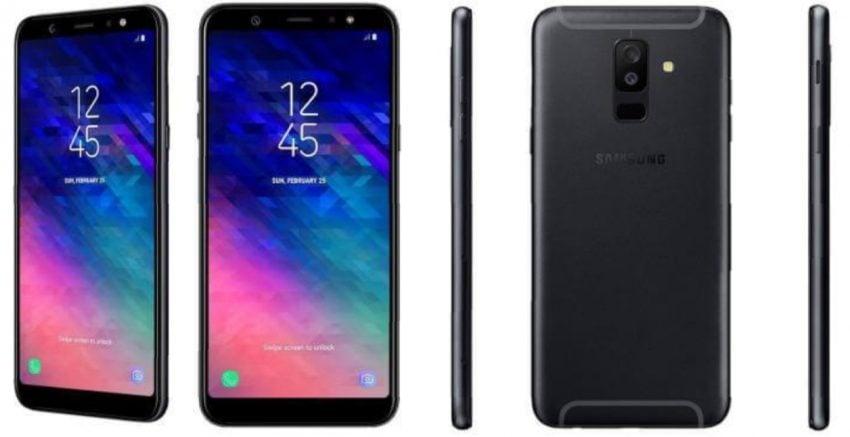 Tabletowo.pl Samsung Galaxy A6+ będzie czymś pomiędzy Galaxy S9+ a serią J - przynajmniej z wyglądu Plotki / Przecieki Samsung Smartfony