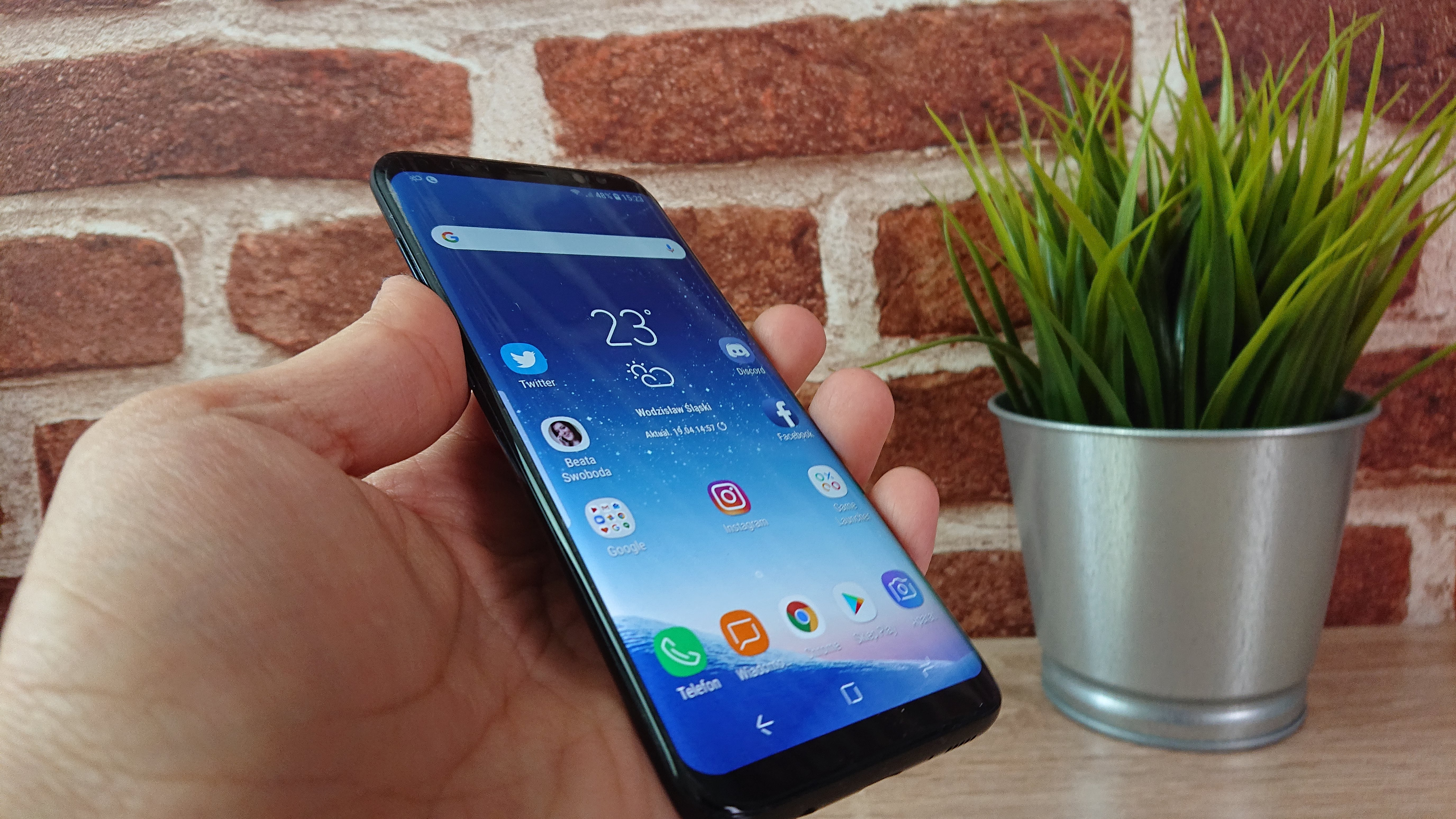 smartfon Samsung Galaxy S8
