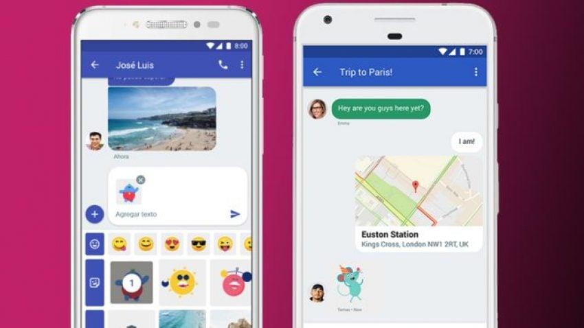 Tabletowo.pl Google Chat, czyli odpowiedź giganta z Mountain View na iMessage Aplikacje Google GSM Nowości