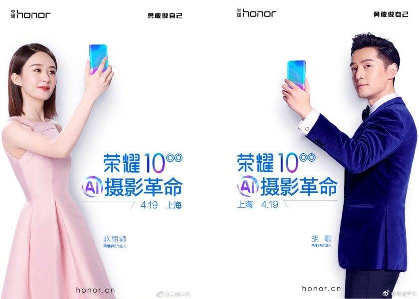Tabletowo.pl I wszystko jasne: premiera Honora 10 w Chinach 19 kwietnia, w Europie - 15 maja Android Huawei Smartfony