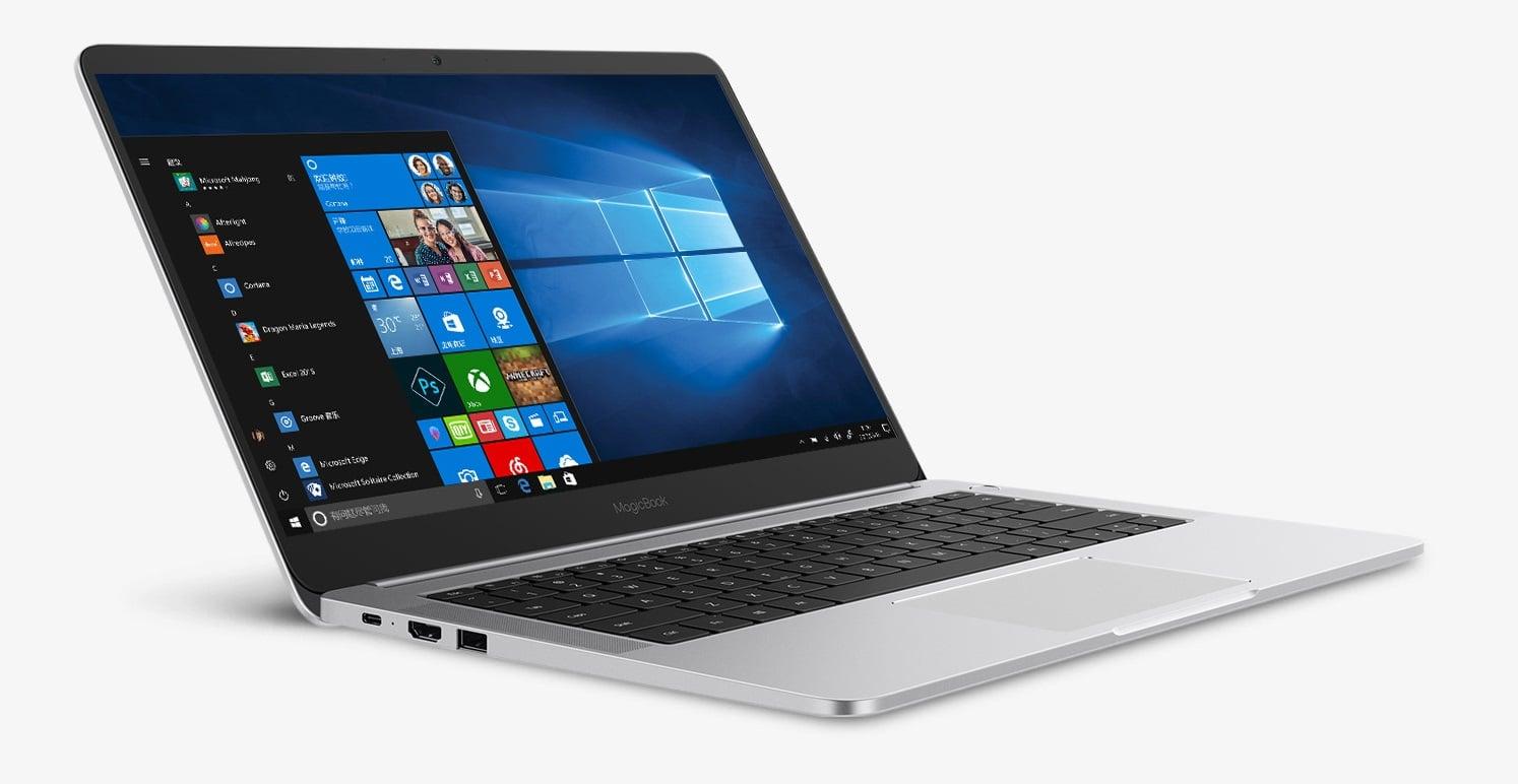 Oprócz Honora 10, Huawei pokazało dziś... notebooka. Zaskoczeni? To pierwszy tego typu sprzęt od Honora 31