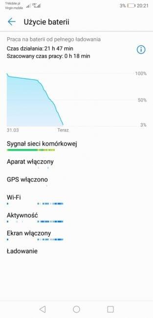 Sporo wad, spośród których wiele można wybaczyć - recenzja Huawei P20 Pro po miesiącu użytkowania 43