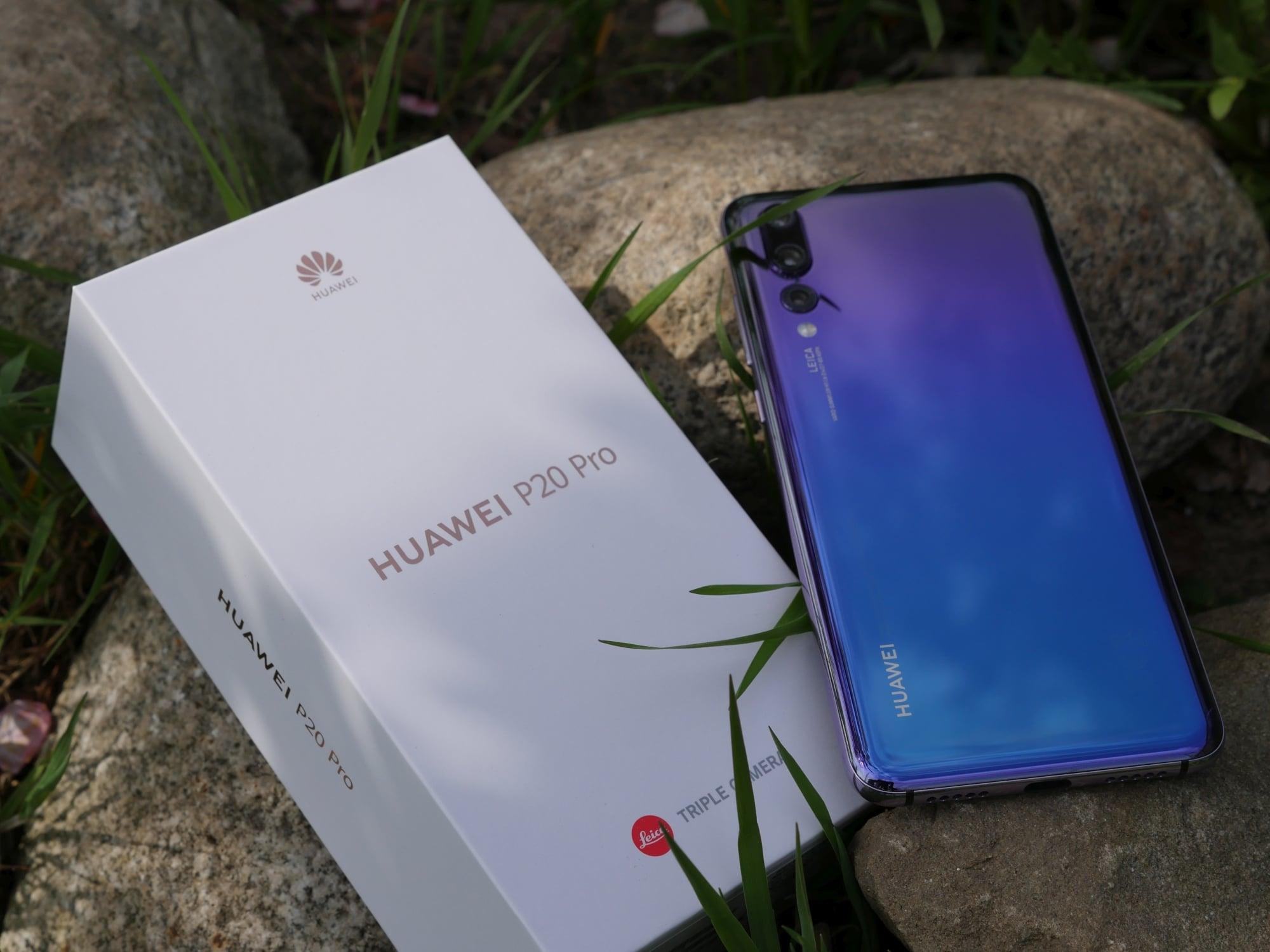 Sporo wad, spośród których wiele można wybaczyć - recenzja Huawei P20 Pro po miesiącu użytkowania 19