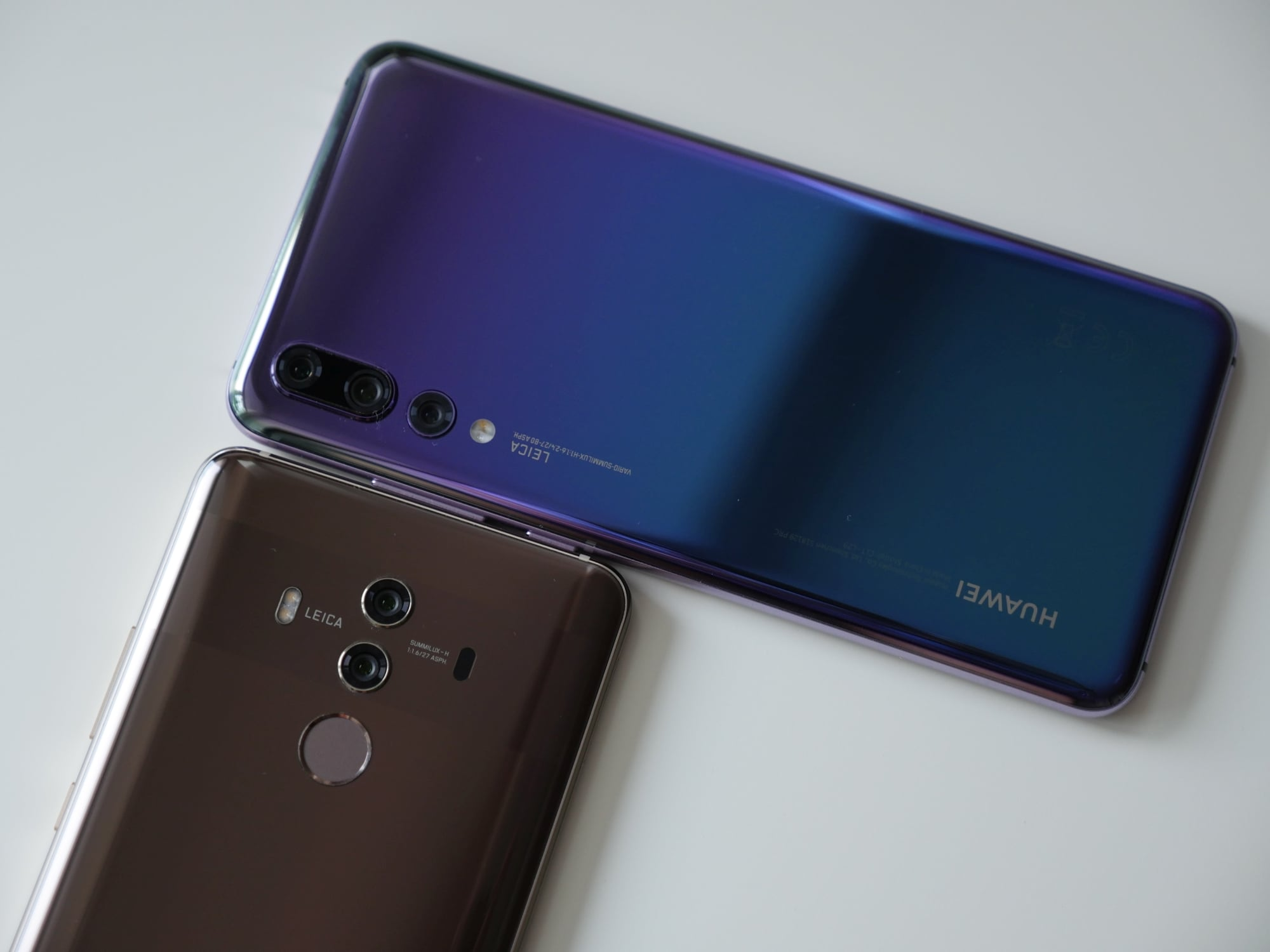 Jeśli najlepszy smartfon od Huawei, to Mate 10 Pro czy P20 Pro? Porównanie flagowców 25