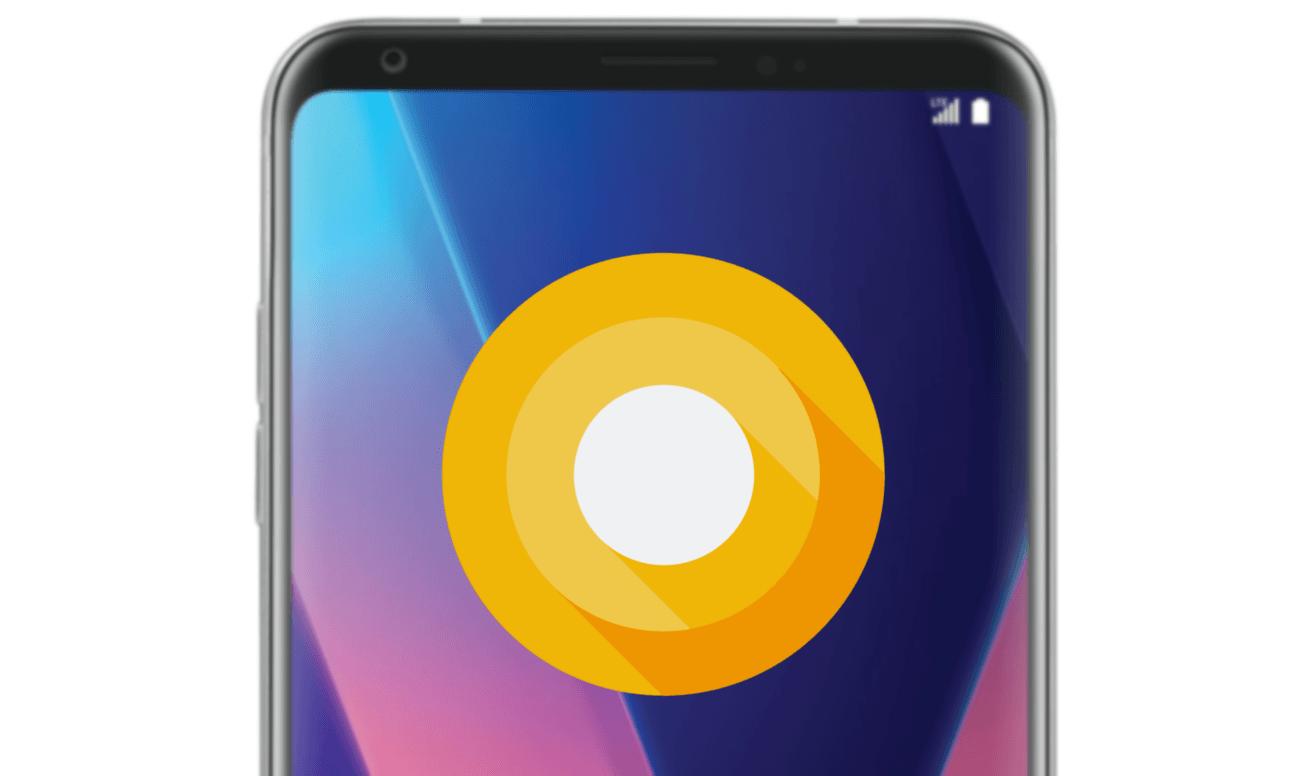 Tabletowo.pl Trochę to trwało, ale LG V30 dostał aktualizację do Androida 8.0 Oreo - jeszcze nie przez OTA Aktualizacje Android LG