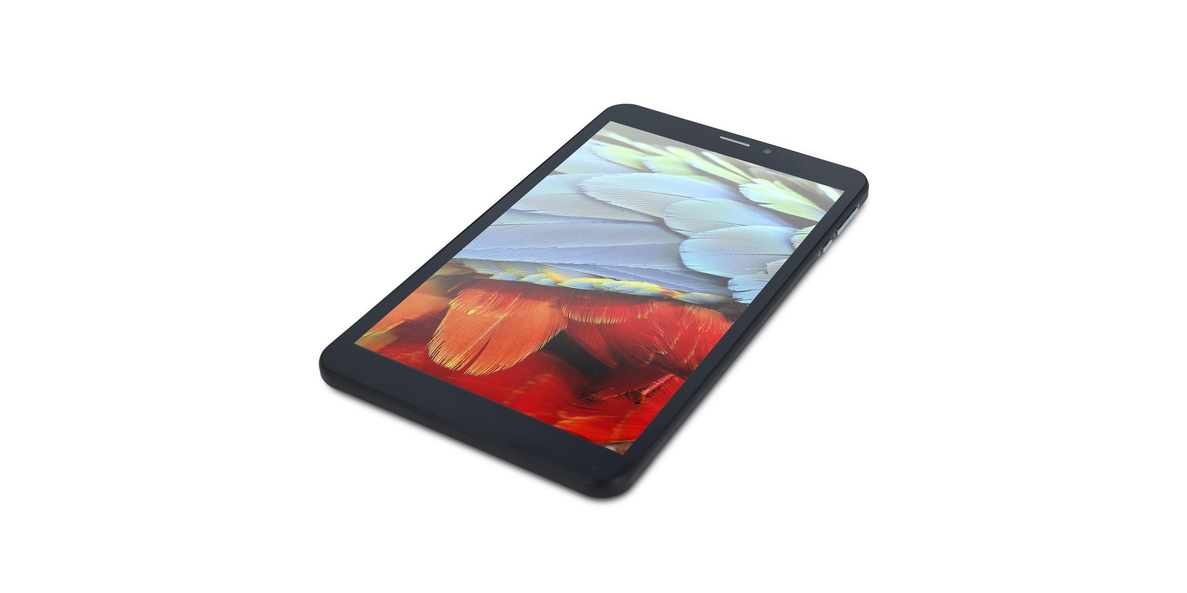 SmartView 8 LTE - niedrogi tablet z 8-calowym ekranem, możliwością dzwonienia, LTE, GPS i Dual SIM 19