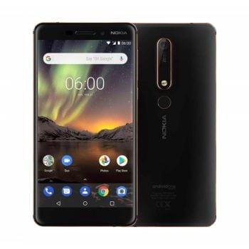 Nowa Nokia 6.1 (2018) dostępna w Polsce w dwóch konfiguracjach. Znamy cenę każdej z nich 22