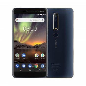 Nowa Nokia 6.1 (2018) dostępna w Polsce w dwóch konfiguracjach. Znamy cenę każdej z nich 23