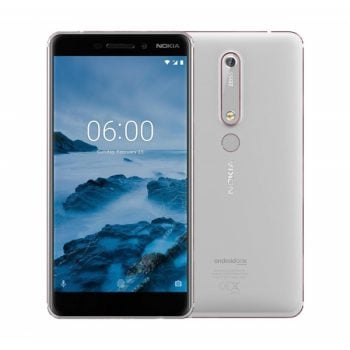 Nowa Nokia 6.1 (2018) dostępna w Polsce w dwóch konfiguracjach. Znamy cenę każdej z nich 24