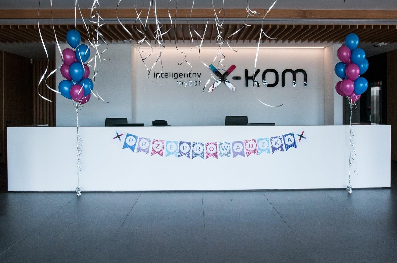 Tabletowo.pl x-kom ma nową siedzibę, a Wy dzięki temu możecie zaoszczędzić nawet 86% na sprzęcie i akcesoriach! Promocje