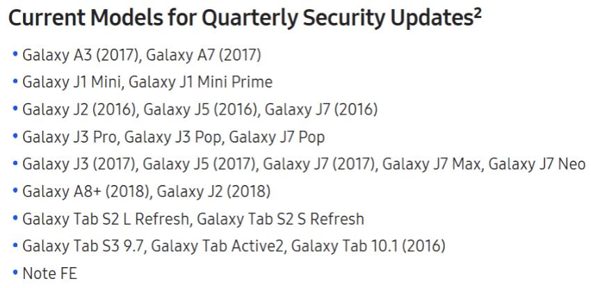 Tabletowo.pl Bye bye, Galaxy S6. Samsung nie wyda już na byłego flagowca nawet jednej poprawki zabezpieczeń Aktualizacje Samsung Smartfony
