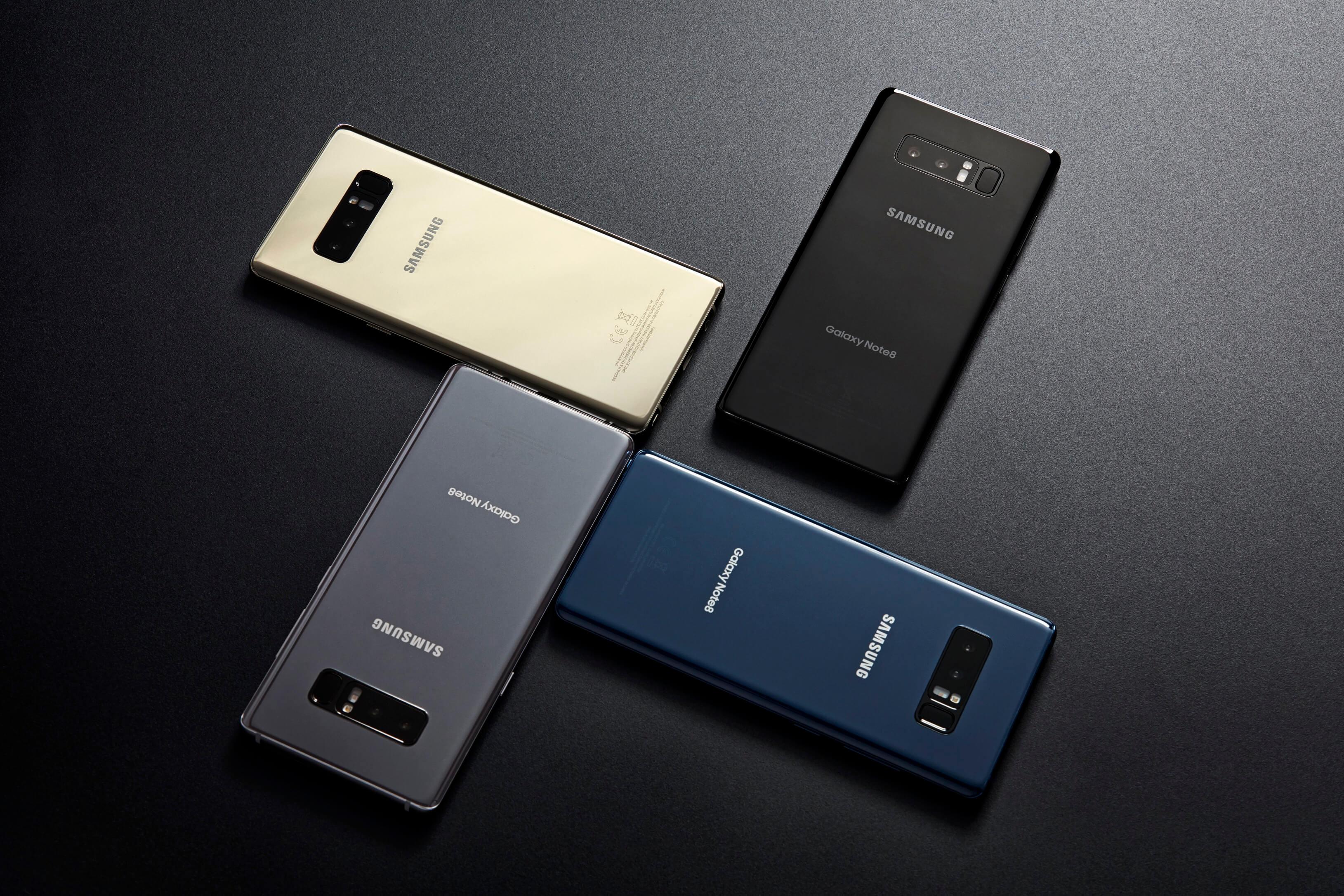 Tabletowo.pl Samsung Galaxy Note 9 na kolejnych zdjęciach. Nie mamy już żadnych wątpliwości co do tego, jak będzie wyglądał Android Plotki / Przecieki Samsung Smartfony