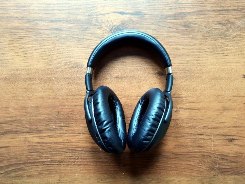 Tabletowo.pl Recenzja Sennheiser PXC 550 Wireless - pierwszy punkt na liście Ekwipunku Dźwiganego Codziennie Audio Recenzje