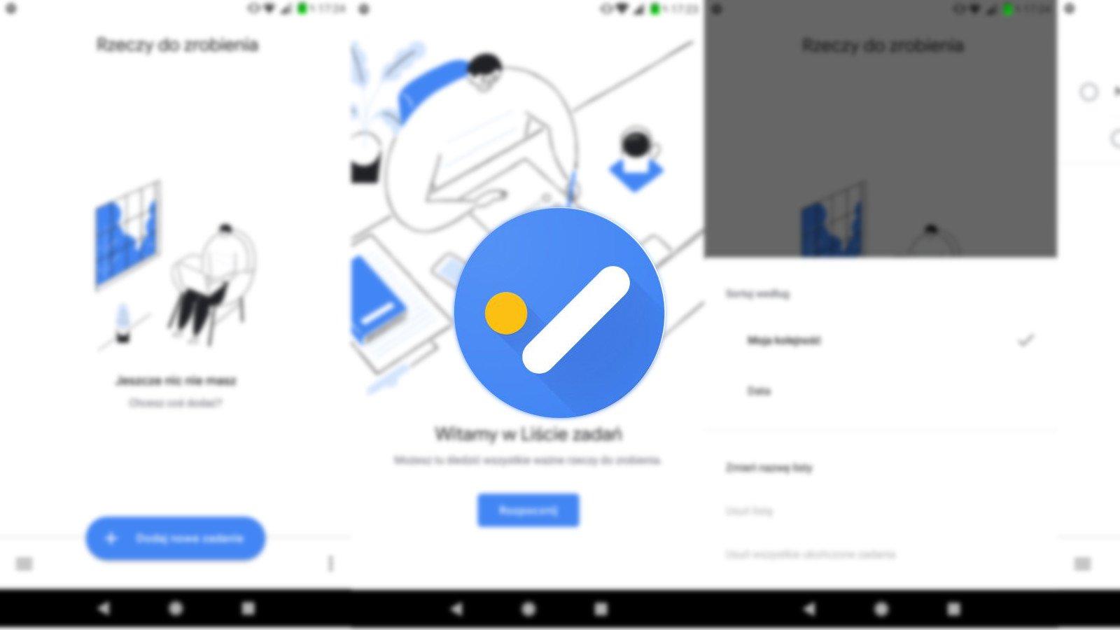 Google wydało nową aplikację mobilną. Powitajcie Tasks (Listę Zadań Google)! 23
