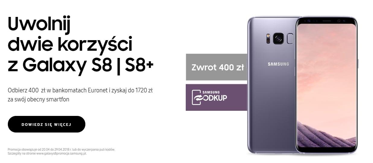 Tabletowo.pl Chcesz zmienić dotychczasowego smartfona na zeszłorocznego flagowca Samsunga? Lepszej okazji jeszcze nie było! Android Promocje Samsung Smartfony