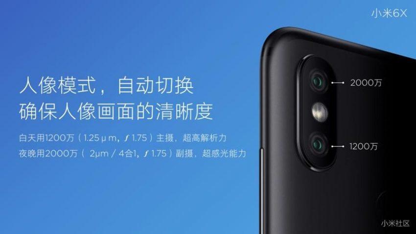 Tabletowo.pl Premiera Xiaomi Mi 6X. Ten smartfon zostanie postrachem średniopółkowej konkurencji Nowości Smartfony Xiaomi
