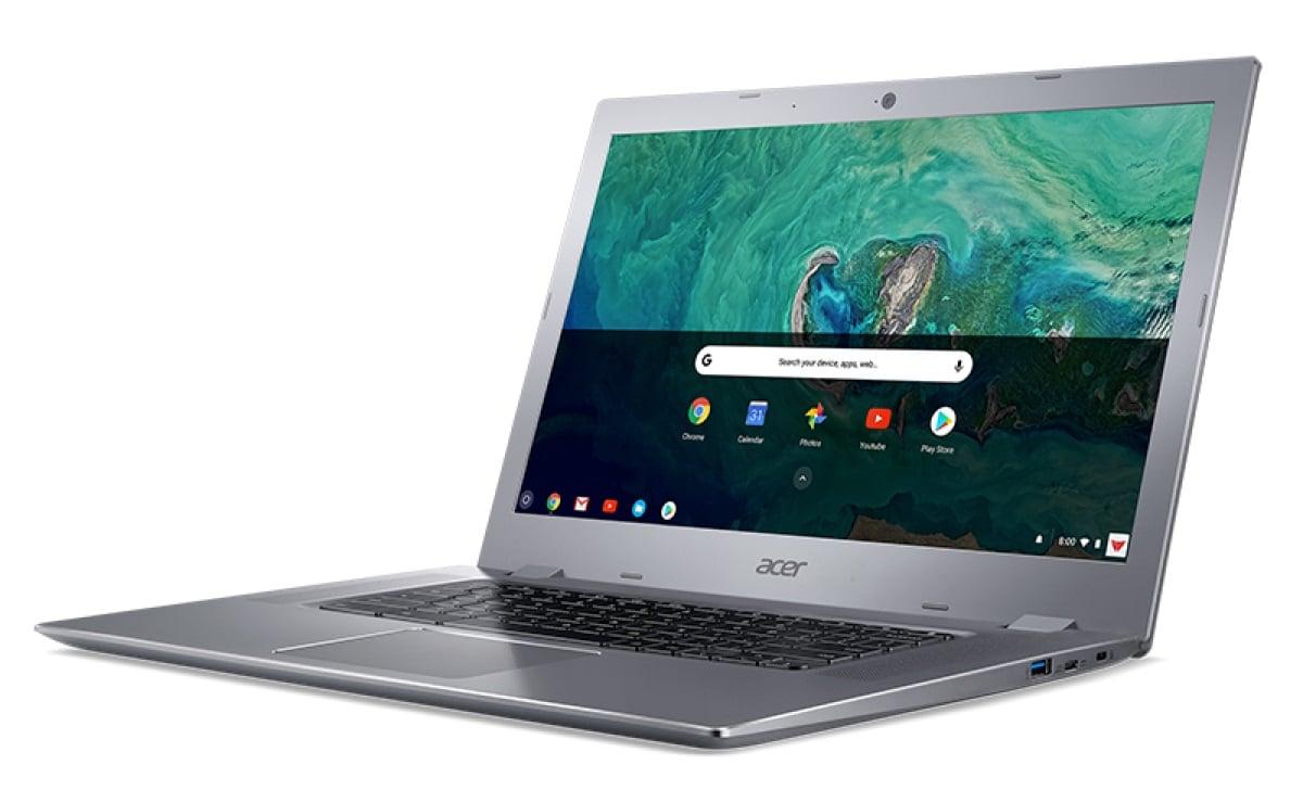 Acer zaprezentował cztery Chromebooki - Chromebook 13/15 oraz Chromebook Spin 13/15 19