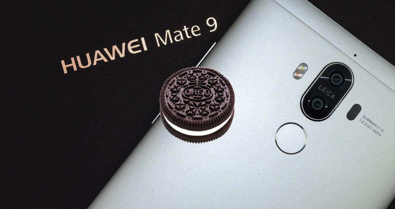 Tabletowo.pl Huawei Mate 9 dostał aktualizację do Androida 8.0 Oreo i EMUI 8.0 w Polsce. Nareszcie! Aktualizacje Android Huawei Smartfony