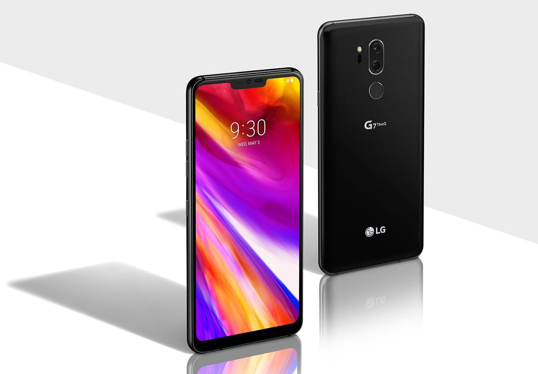 Tabletowo.pl Promocja: kupujesz LG G7 ThinQ, a dostajesz też robota BB-9E i voucher na wymianę uszkodzonego ekranu Android LG Promocje Smartfony