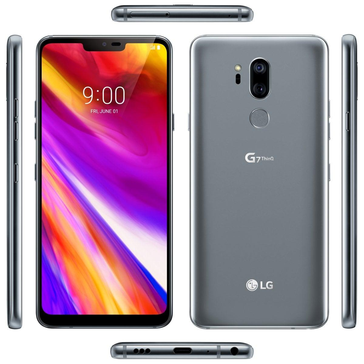 Zadebiutował LG G7 ThinQ. Czy warto było poczekać nieco dłużej na nowego flagowca LG?