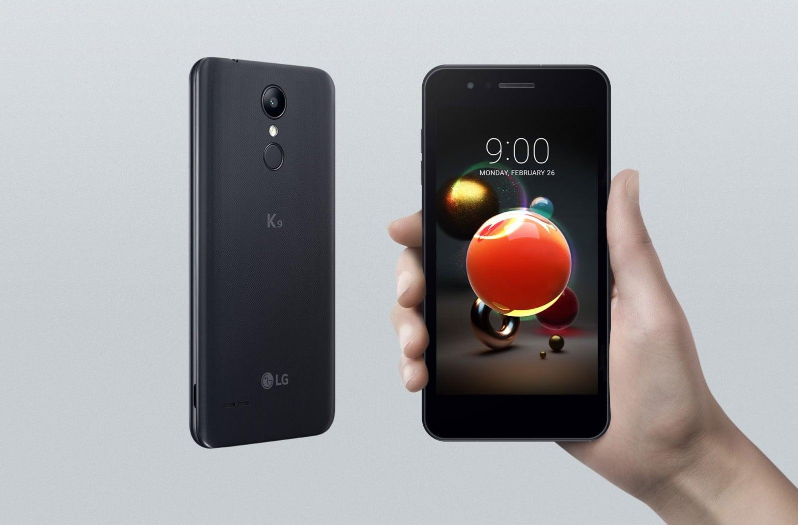 LG K9 pojawił się w pierwszym polskim sklepie. Cena astronomiczna, jak na jego specyfikację 19