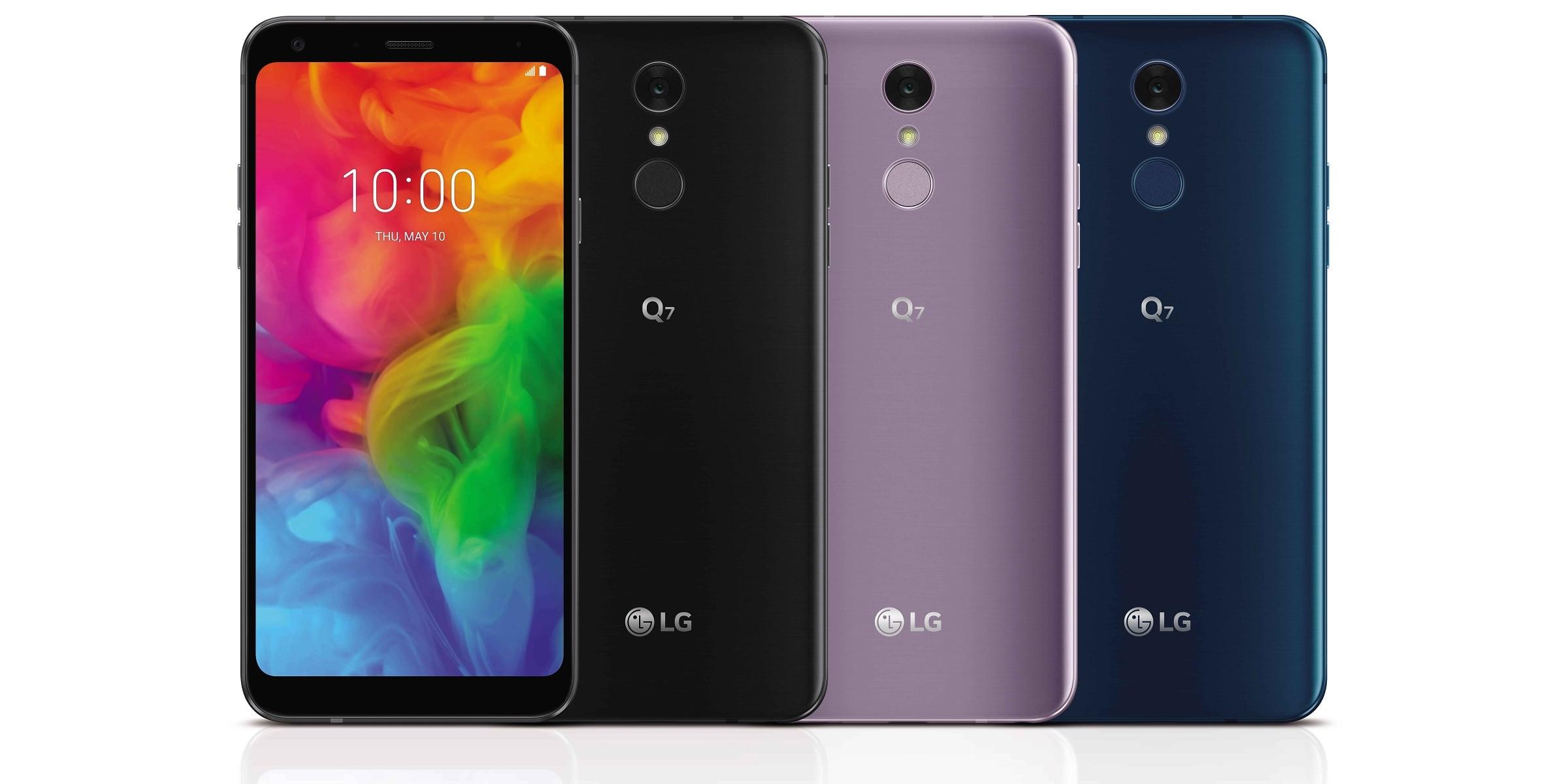 Tabletowo.pl LG zaprezentowało LG Q7 i.. pozytywnie zaskoczyło. Jest szybkie ładowanie oraz pyło- i wodoszczelna obudowa Android LG Nowości Smartfony