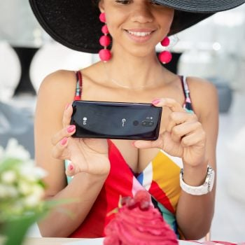 Tabletowo.pl Polska premiera LG G7 ThinQ. Takich gratisów w przedsprzedaży jeszcze nie było: telewizor, monitor lub robot Sphero BB 9E LG Nowości Promocje Smartfony TV