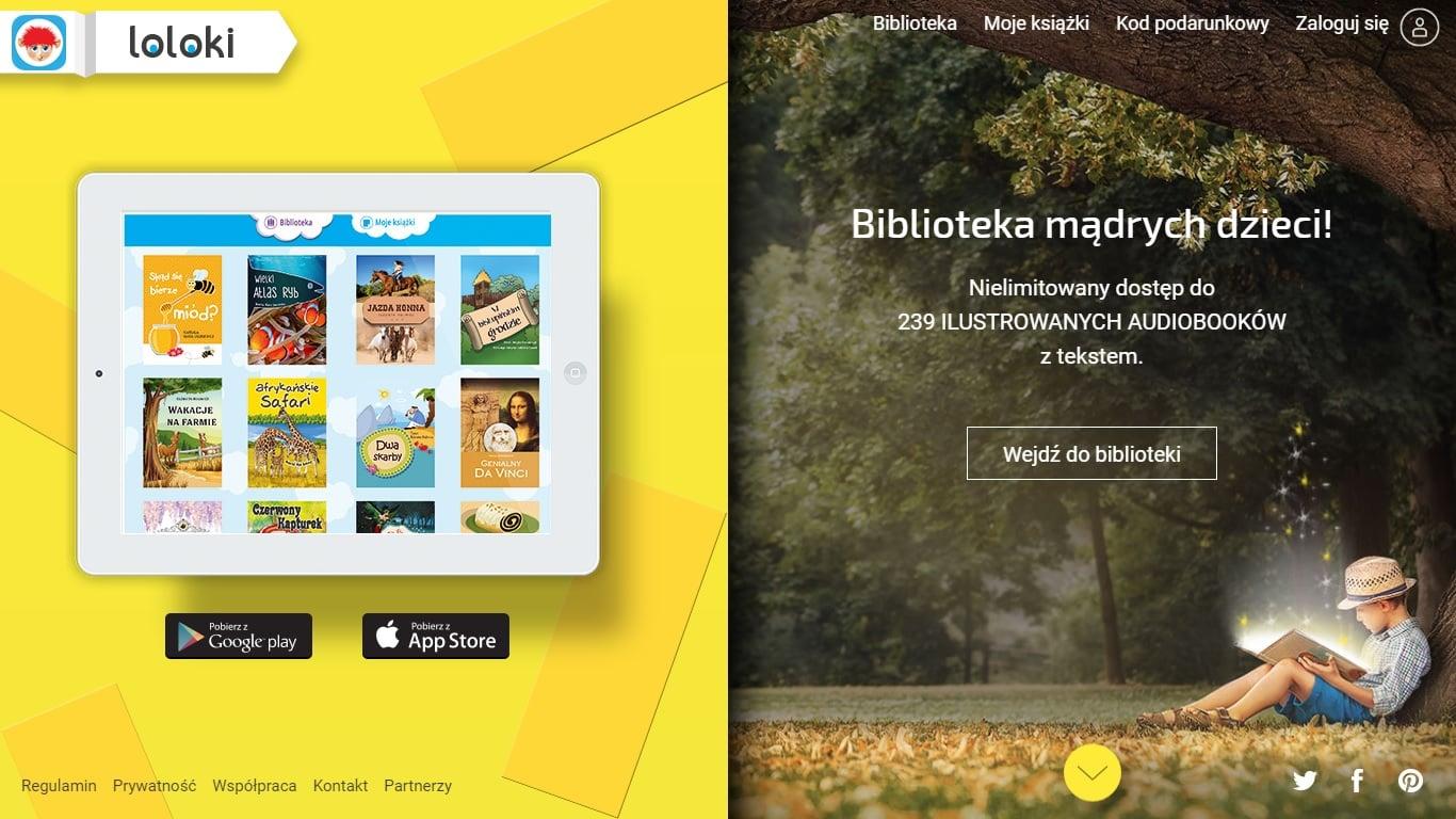 Loloki - biblioteka ilustrowanych audiobooków dla dzieci w dobrej cenie dla klientów Plusa, Play i T-Mobile 20