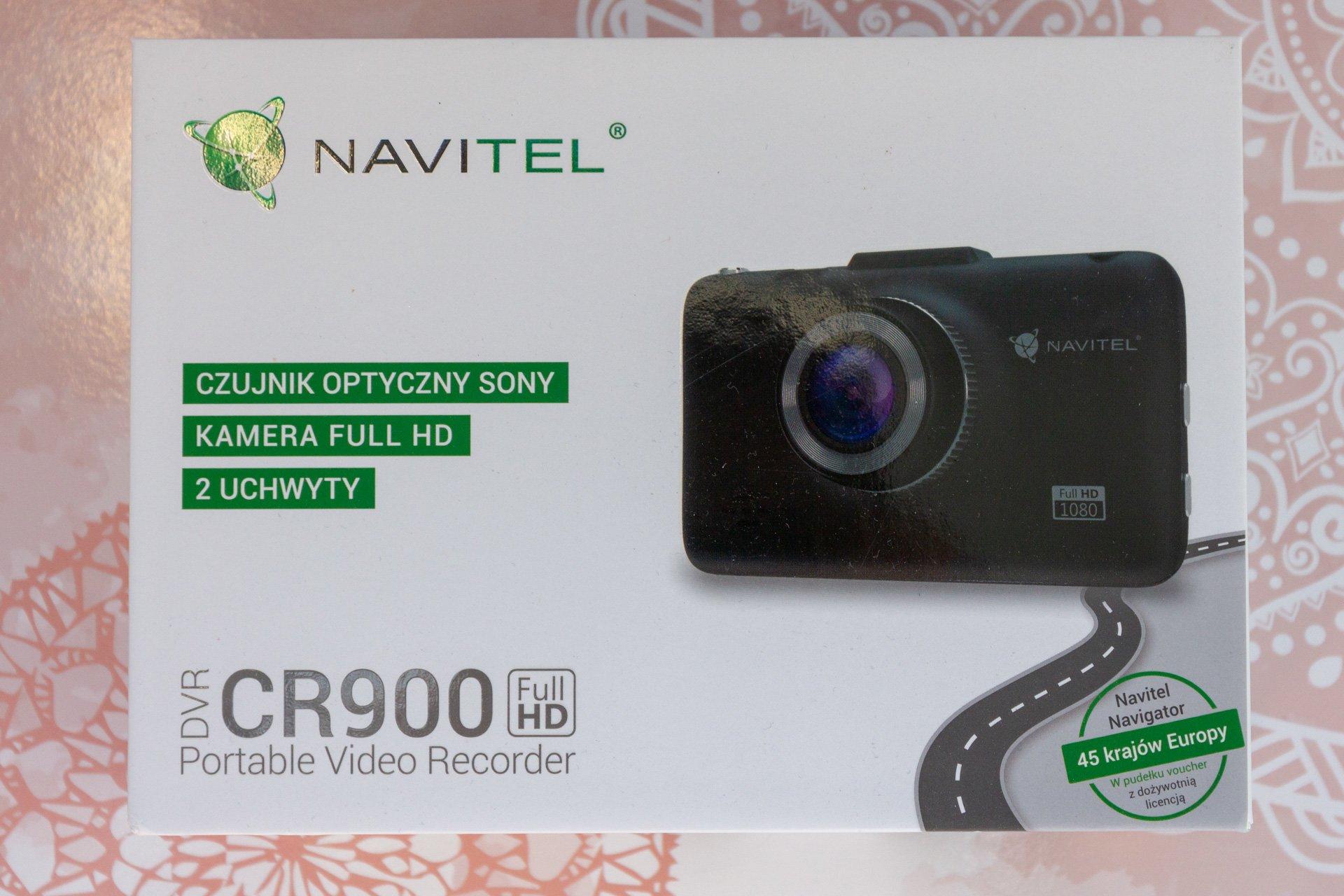 Tabletowo.pl Recenzja Navitel CR900 - jak sprawdza się wideorejestrator za mniej niż 200 złotych? Recenzje