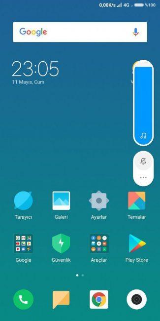 Tabletowo.pl Najnowsza wersja MIUI  na Mi Mix 2 przynosi kilka zmian w wyglądzie związanych z Androidem P Aktualizacje Xiaomi
