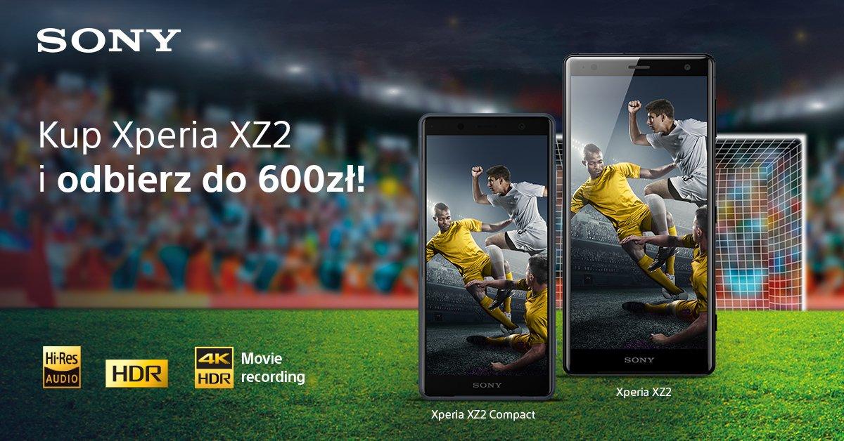 Tabletowo.pl Lubimy takie promocje: kup Xperię XZ2 lub Xperię XZ2 Compact, a kilka stówek wróci do Twojej kieszeni Android Promocje Samsung Smartfony