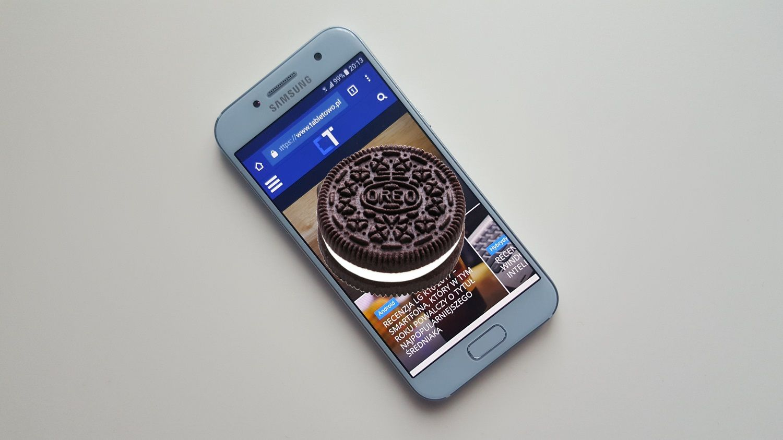 Tabletowo.pl Samsung udostępnia Androida 8.0 Oreo dla kolejnego modelu - tym razem Galaxy A3 2017 Aktualizacje Android Samsung Smartfony