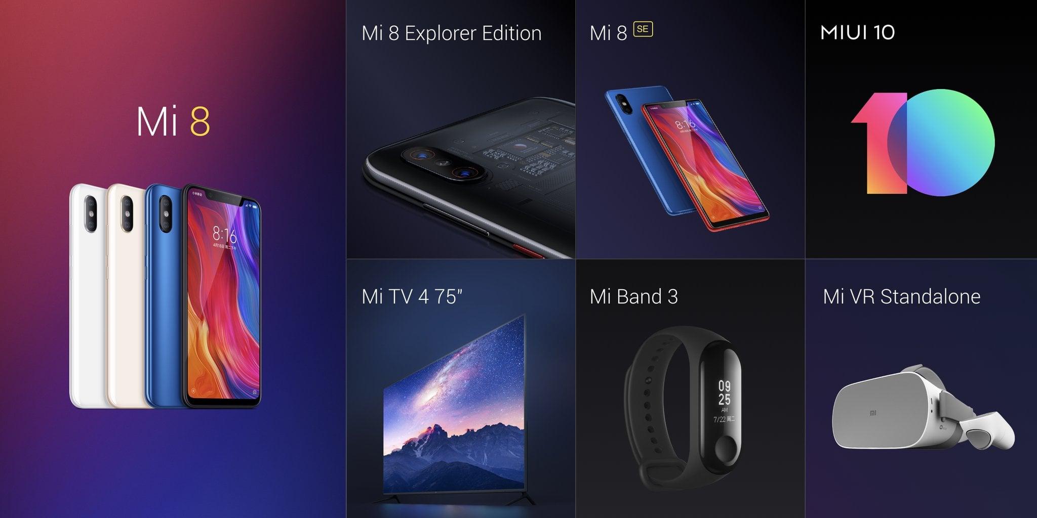 Krótko o pozostałych nowościach od Xiaomi: 75-calowym telewizorze i samodzielnych okularach VR 22