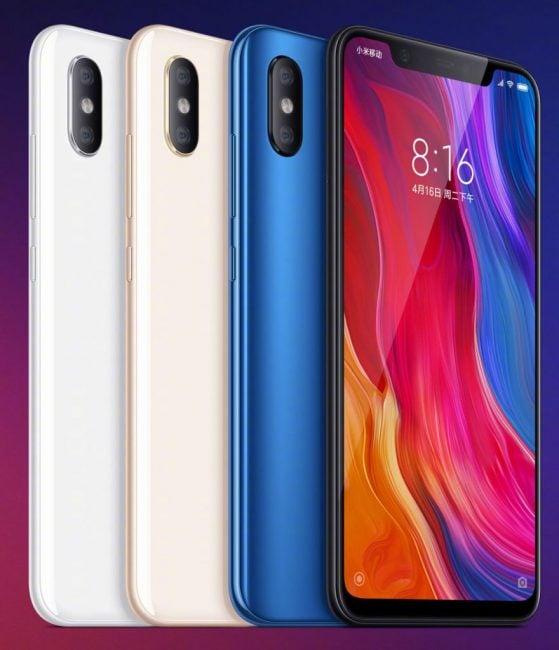Tym Chińczycy chcą podbić świat: Xiaomi Mi 8 nowym flagowcem firmy, a Mi 8 Explore Edition - jego ultranowoczesną wersją 34