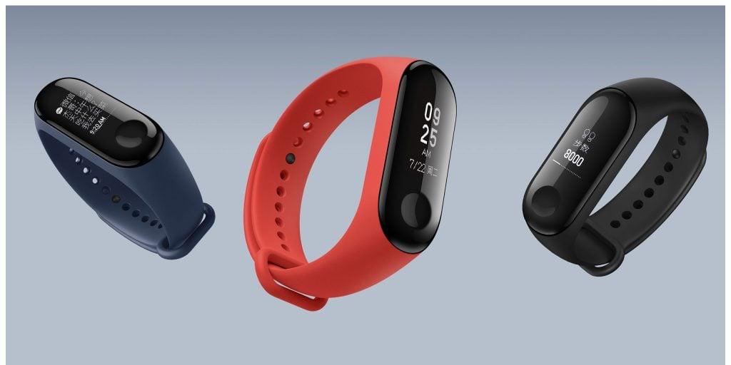 Opaska Xiaomi Mi Band 3 zaprezentowana. Cena pozytywnie zaskakuje. Będzie też wersja z NFC! 27