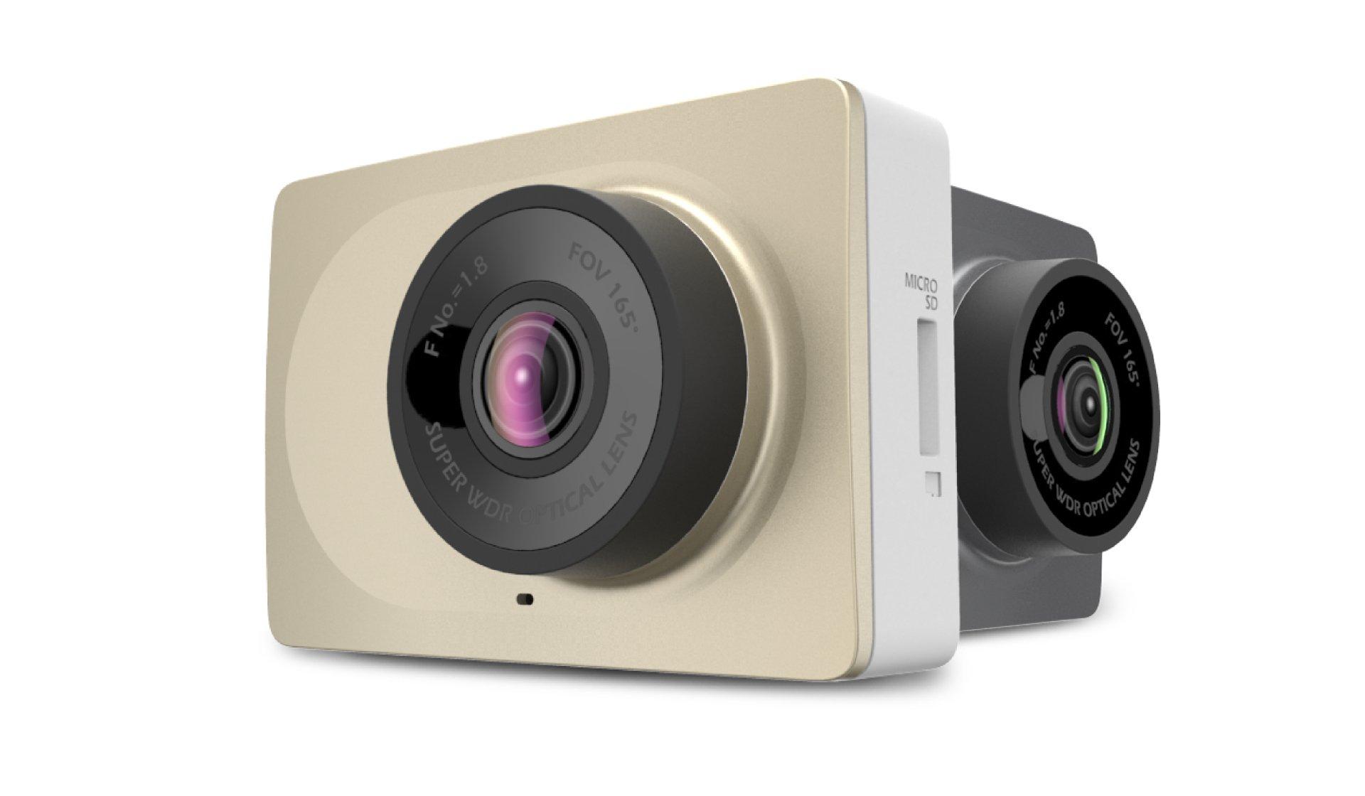 Recenzja YI Smart Dash Camera - rejestrator dla każdego 21