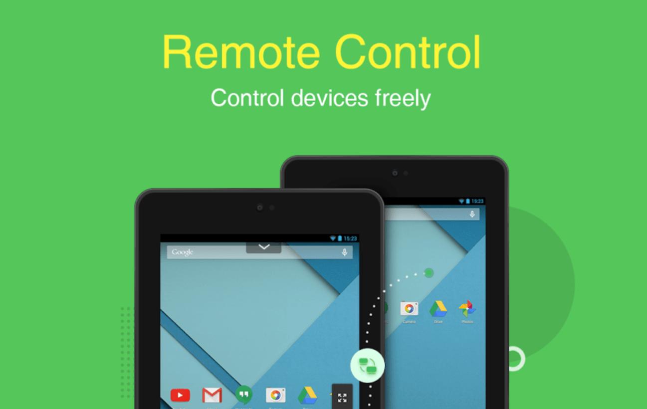 Tabletowo.pl Będzie się dało sterować smartfonem z Androidem za pomocą iPhone'a - dzięki aplikacji AirMirror. Praktyczne Android Aplikacje iOS Nowości