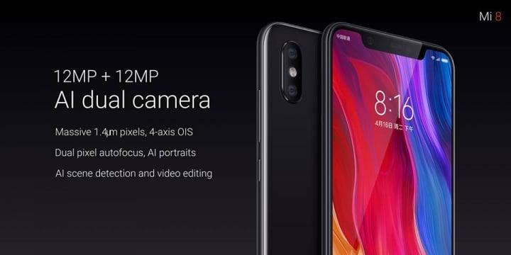 Tym Chińczycy chcą podbić świat: Xiaomi Mi 8 nowym flagowcem firmy, a Mi 8 Explore Edition - jego ultranowoczesną wersją 24
