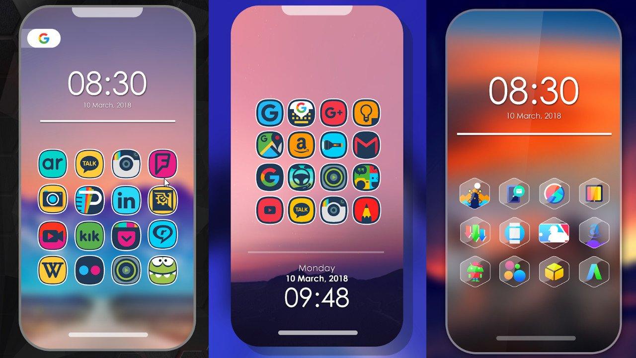 Promocja: do wyrwania tuzin Icon Packów na Androida za darmo! 21