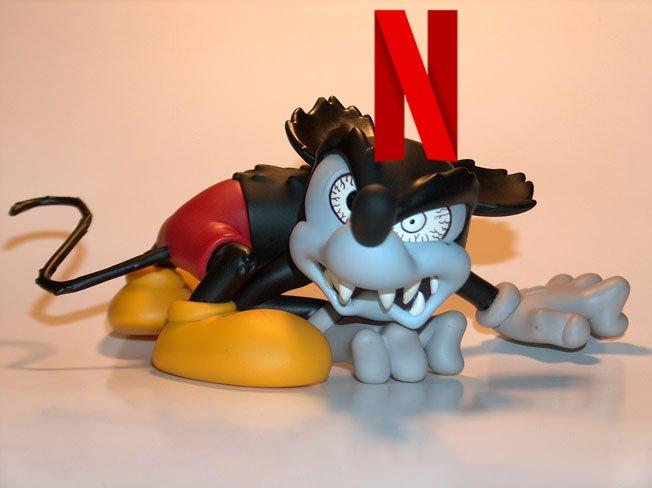 Tabletowo.pl Netflix na amerykańskim rynku był w czwartek wart więcej niż Disney. Myszka Miki czuje zagrożenie Kultura Raporty/Statystyki
