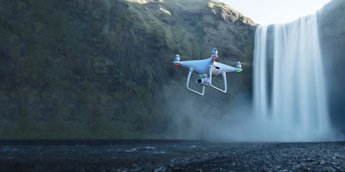 Sześćdziesiąt procent ciszej, czyli druga generacja drona DJI Phantom 4 Pro 15