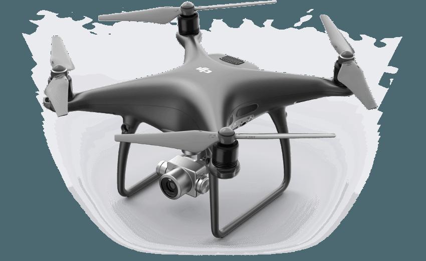 Sześćdziesiąt procent ciszej, czyli druga generacja drona DJI Phantom 4 Pro