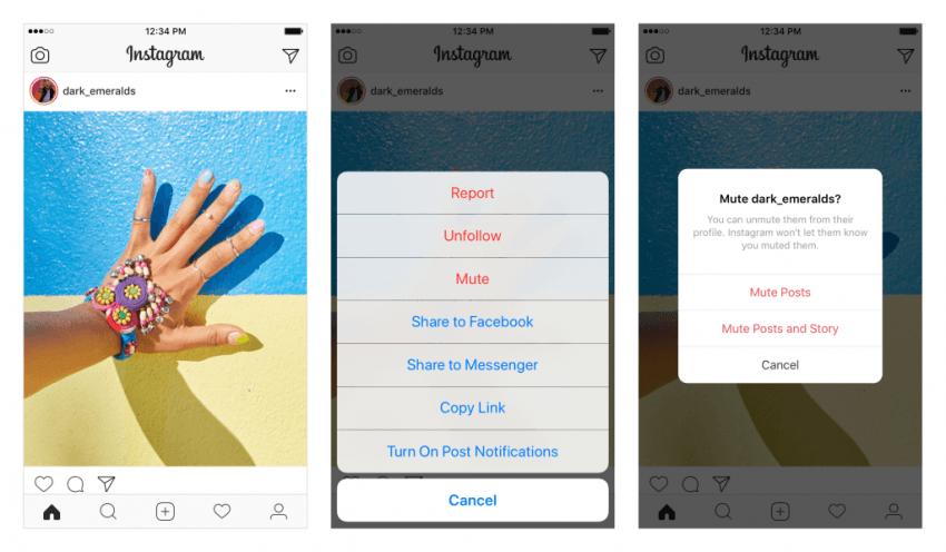 Tabletowo.pl Po latach na Instagramie pojawia się możliwość wyciszania kont. Irytujące posty znajomych - żegnajcie Aktualizacje Aplikacje