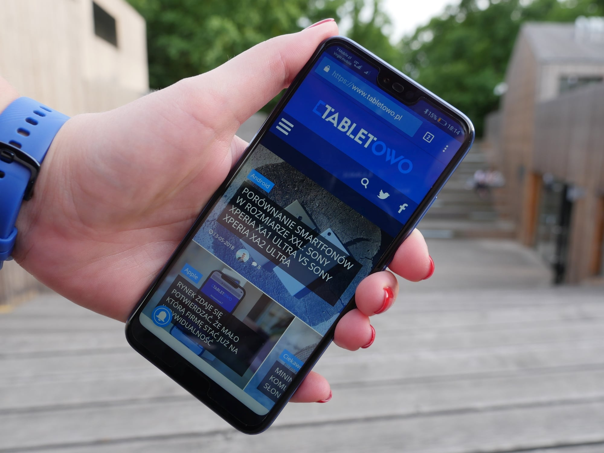 Tabletowo.pl Jaki smartfon do 1800 złotych kupić? (grudzień 2018) Co kupić Nasz wybór Nowości Smartfony Zestawienia
