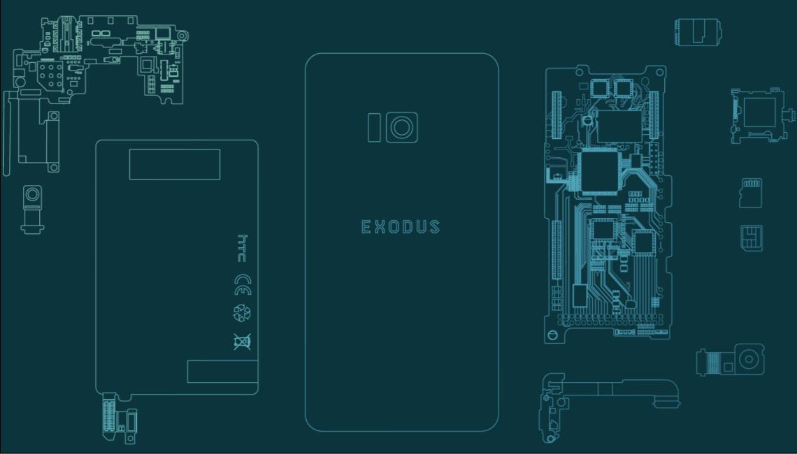 Tabletowo.pl HTC Exodus trafi na rynek jeszcze w tym roku. Tylko po co, skoro nie odmieni sytuacji HTC? Android HTC Smartfony