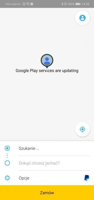 Tabletowo.pl Na smartfonach Huawei i Honora nie działa dostęp do Map Google w aplikacjach typu Uber czy MyTaxi. Poprawka podobno jest w drodze Android Aplikacje Google Huawei