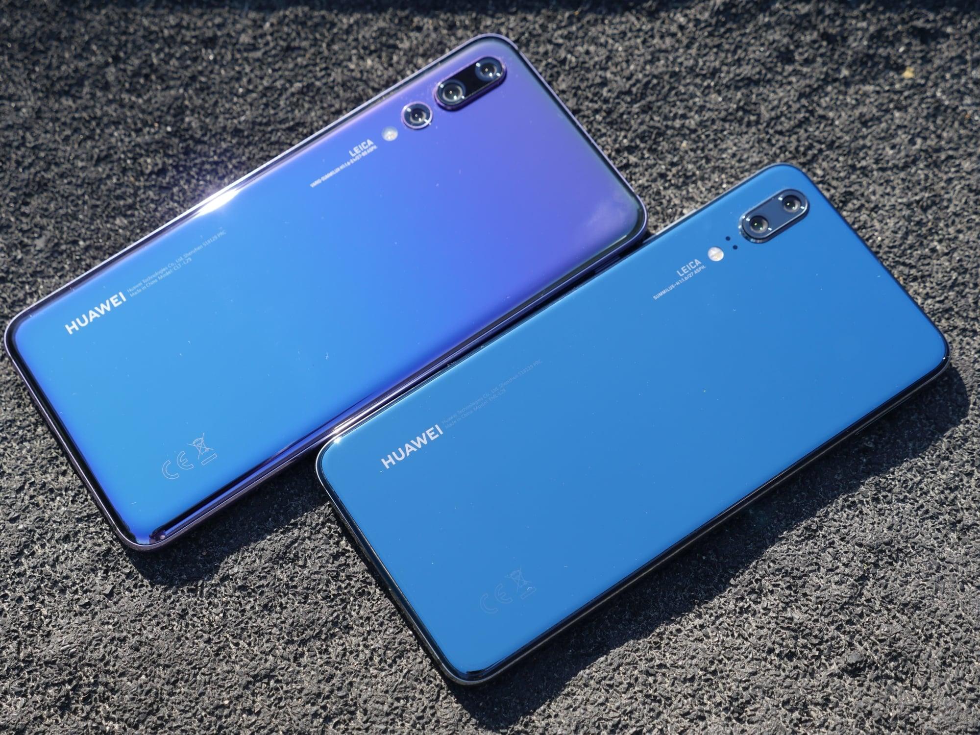 Tabletowo.pl Recenzja Huawei P20 i porównanie do P20 Pro - jak dużą różnicę czuć w sprzęcie, który dzieli 900 złotych? Android Huawei Porównania Recenzje Smartfony
